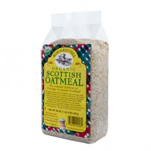 Bob's Red Mill Oatmeal, Scottish (4x20 OZ)