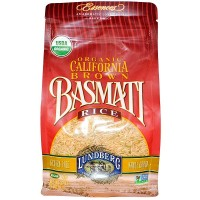 Lundberg Rice, Sprtd, Brown Basmati (6x1 LB)