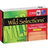 Wild Selections Pink Salmon in Olive Oil (12x3.8 OZ)