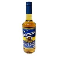 Torani Coffee Syrup,Salted Caramel SF (12x25.4 OZ)
