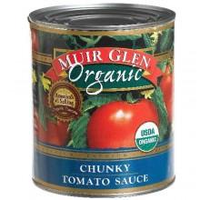 Muir Glen Chunky Tomato Sauce (12x28 Oz)
