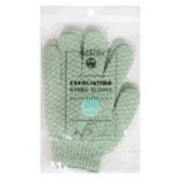 Earth Therapeutics Natural Exfoliating Gloves (1xPAIR)
