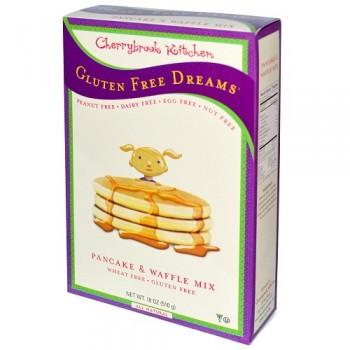 Cherrybrook Kitchen Pancake Mix Wheat Free Gluten Free (6x18 Oz)