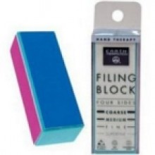 Earth Therapeutics 4 Sided Filing Block (1 Each)