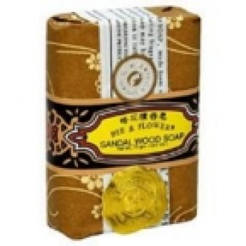 Bee & Flower Sandalwood Soap (12x2.65 Oz)