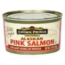 Crown Prince Pink Salmon Low Sodium (12x7.5 Oz)