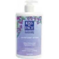 Kiss My Face Lavender & Shea Butter Moisturizer (1x16 Oz)