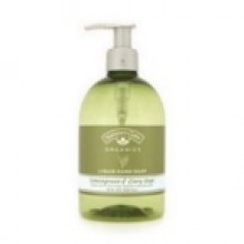 Nature's Gate Lemongrass & Sage Liquid Soap (1x12 Oz)