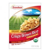 Erewhon Crispy Brown Rice Cereal Gluten Free (12x10 Oz)