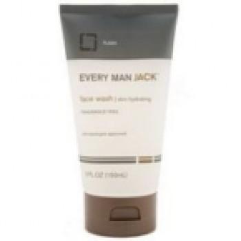 Every Man Jack Face Scrub Fragrance Free (1x5 Oz)