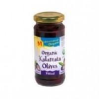 Mediterranean Organics Kalamata Pitted Olives (12x8.1 Oz)