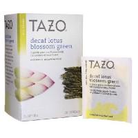 Tazo Tea Lotus Decaf Green Tea (6x20 Bag)