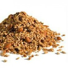 Golden Temple Natural Vanilla MacAroon Granola (1x25lb)