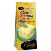 Pamela's Products Vanilla Frosting Mix Gluten Free ( 6x12 Oz)