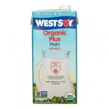 Westsoy Plain Westsoy Plus (12x32 Oz)