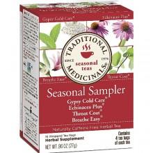 Traditional Medicinals Cold Season Smp Herb Tea (6x16 Bag)