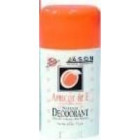 Jason's Apricot Deodorant Stick (1x2.5 Oz)