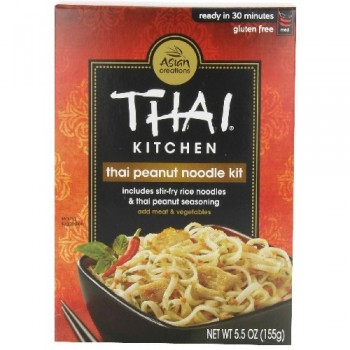 Thai Kitchen Thai Peanut Stir-Fry Noodle (12x5.3 Oz)