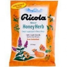 Ricola Honey Herb Throat Drop (12x24 CT)