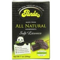 Panda Natural Licorice Chews Box (12x7 Oz)
