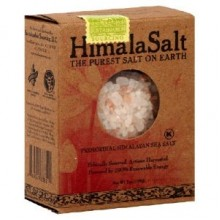 Himalayan Salt 7 Oz Refill Box (6x7 Oz)