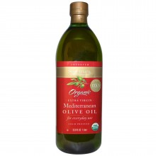 Spectrum Naturals Medit Extra Virgin Olive Oil (6x33.8 Oz)