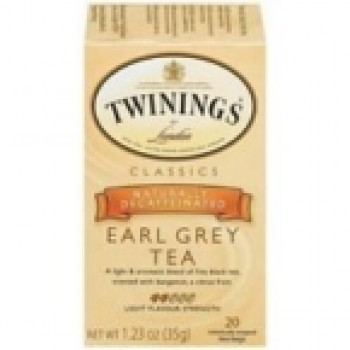 Twinings Decaf Earl Grey Tea (6x20 Bag)