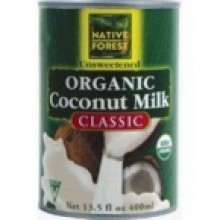 Native Forest Coconut Milk (12x13.5 Oz)
