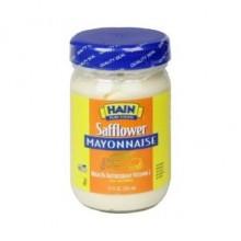 Hain Pure Foods Safflower Mayonnaise (12x12 Oz)