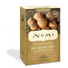 Numi Tea Dry Desert Lime Herbal Tea (6x18 Bag)