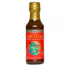 San-J Szechuan Cooking Sauce (6x10 Oz)