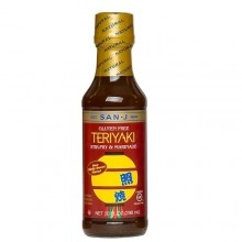 San-J Teriyaki Cooking Sauce (6x10 Oz)