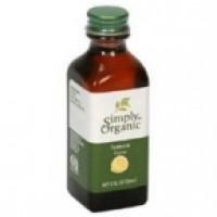 Simply Organic Lemon Flavor (6x2 Oz)