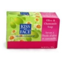 Kiss My Face Olive & Chamomile Bar Soap (1x8 Oz)