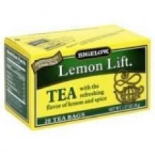 Bigelow Lemon Lift Tea (6x20 Bag)