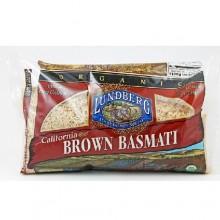 Lundberg Farms Basmati Brown Rice (1x25lb)