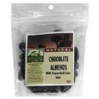 Woodstock Dark Chocolate Almonds (15x3.5 Oz)