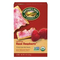 Nature's Path Frosted Raspberry Toaster Pastry (12x11 Oz)