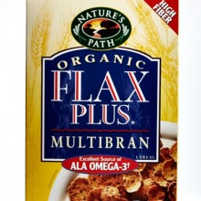 Nature's Path Flax Plus Cereal (6x35.3 Oz)
