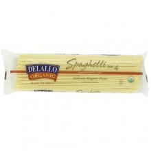 De Lallo Spaghetti Whole Wheat Pasta #4 (16x1 LB)