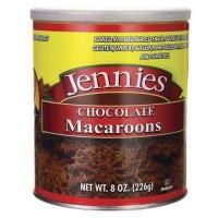 Jennie's Chocolate MacAroon Gluten Free (12x8 Oz)
