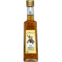 Flavorganics French Vanilla Syrup (1x8.5 Oz)