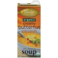 Pacific Natural Creamy Butternut Squash Soup (12x32 Oz)