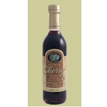 Napa Valley Naturals 15 Year Sherry Vinegar (12x12.7 Oz)