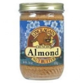 Once Again Smooth Almond Butter No Salt (1x9lb)