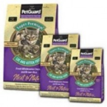 Pet Guard Chicken Premium Cat & Kitten Dry Food (1x4LB)