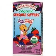 Knudsen Mix Berry Asept 8 Pak (5x8x4.23Oz)