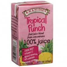 Knudsen Fruit Punch Asept 8 Pak (5x8x4.23Oz)