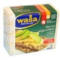 Wasa Fiber Rye Crispbread (12x8.1 Oz)