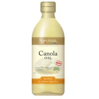 Spectrum Naturals Refined Canola Oil (12x16 Oz)